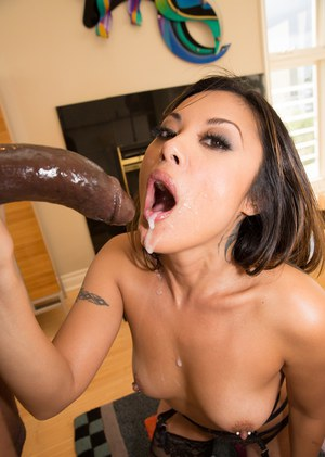 Black Cock In Pussy Pics