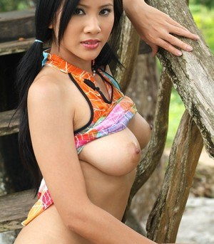 Asian With Pigtails Pics